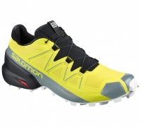 Кроссовки Salomon Speedcross 5 (желтые)