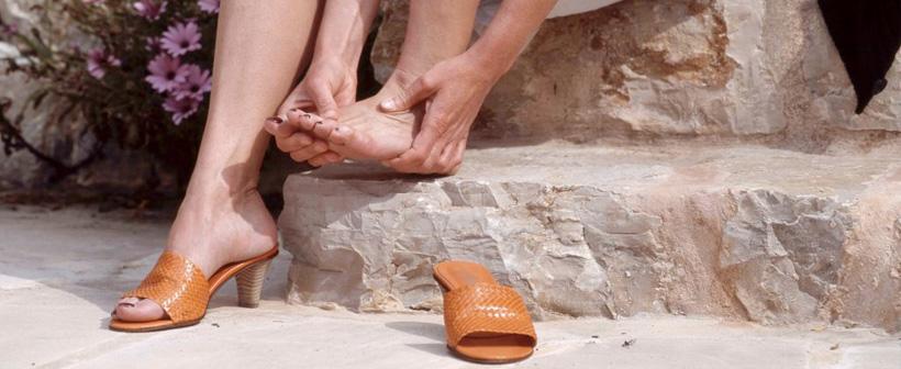 7 способов предотвратить появление мазолей на ногах.