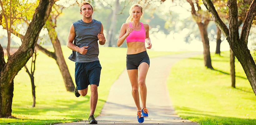Польза бега для организма. С чего начать здоровую привычку? - Интернет-магазин MySports-Hit.ru