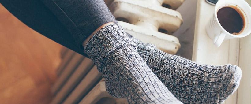Что делать, если очень мёрзнут ноги