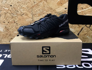Кроссовки Salomon Speedcross 4 Wide